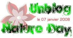 Unblog Nature Day dans Vincent logo
